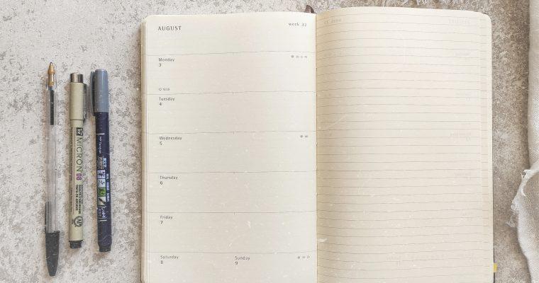 Planowanie – rozpoczynam przygodę z Notion